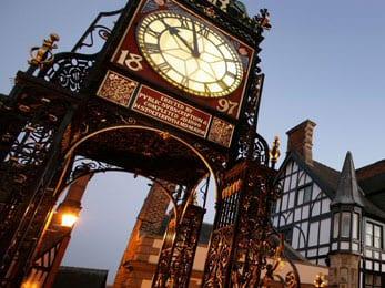 Chester-Eastgate-Clock